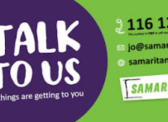 Creatively Supporting Tyneside Samaritans – Our Chosen Charity