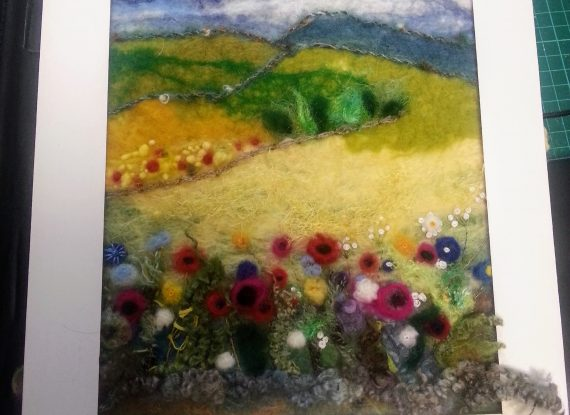 New Felting Workshops Are Now Available