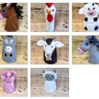 farm puppets