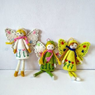 Fairies and Angels