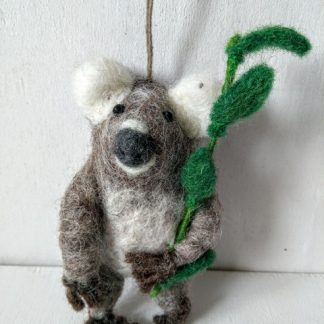 felt koala bear