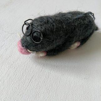 felt mole