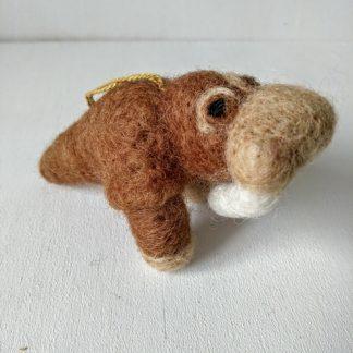 felt walrus