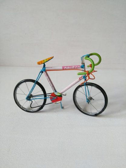 recyled bike racer